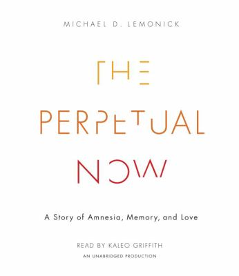 Cover image for The Perpetual Now