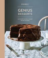 Food52 Genius Desserts