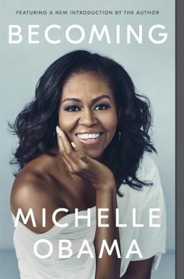 Michelle Obama Book club in a bag. Becoming