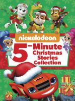 Nickelodeon 5-minute Christmas Stories Collection