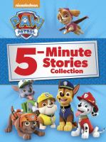 Paw Patrol 5-Minute Stories Collection *