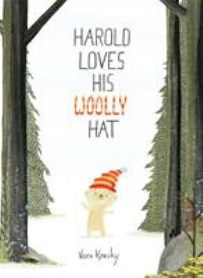 Harold Loves His Woolly Hat(book-cover)