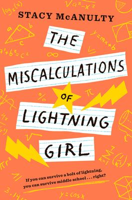 The Miscalculations of Lightning Girl book jacket