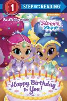 Happy Birthday to You! (Shimmer and Shine).