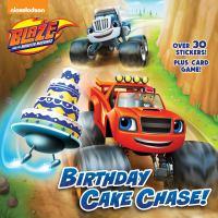 Birthday cake chase!