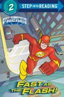 Fast As the Flash! (DC Super Friends).