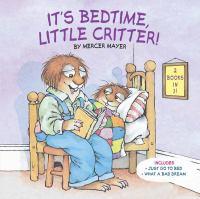 It's Bedtime Little Critter