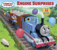 ENGINE SURPRISES (THOMAS & FRIENDS) [board Book]