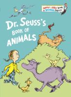 Dr. Seuss's book of animals.