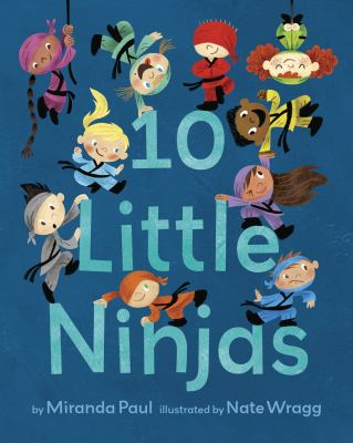 Paul 10 little ninjas