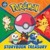 Pokémon storybook treasury.