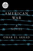 Media Cover for American War : A Novel [large print]