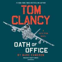 Tom Clancy Oath of Office (CD)