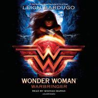 WONDER WOMAN WARBRINGER[AUDIO BOOK]UNABRIDGED