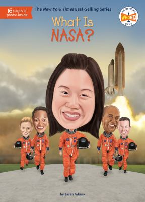 What is NASA?(book-cover)