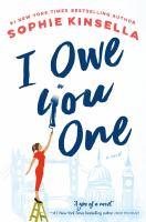 I Owe You One : A Novel.