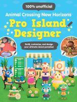 Animal Crossing New Horizons: Pro Island Designer