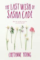 LAST WISH OF SASHA CADE
