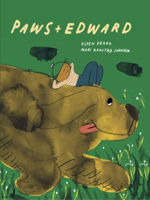 Paws + Edward(book-cover)