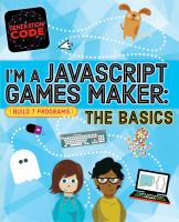 I'm A JavaScript Games Maker