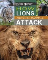 How Lions and Other Mammals Attach