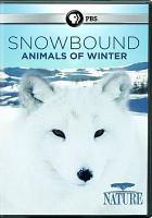 Nature. Snowbound, animals of winter