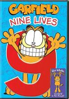 Garfield Nine Lives DVD