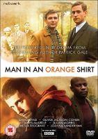 Image: Man in An Orange Shirt