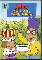 Arthur: D.W. and the Beastly Birthday DVD