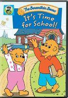 Berenstain Bears it's time for School!