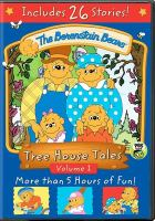 BERENSTAIN BEARS TALES FROM THE TREE HOUSE VOLUME 1 (DVD) DVD