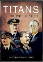 Titans of the 20th Century (DVD)