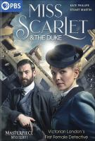 MYSTERY!: MISS SCARLET AND THE DUKE (DVD)
