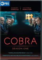 Cobra Season 1 (DVD)