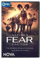 Nature's Fear Factor
