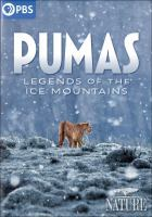 Pumas : legends of the ice mountains1 videodisc (55 min.) : sound, color ; 4 3/4 in.