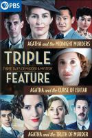 Triple feature : three tales of murder & mystery.