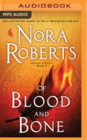 Of Blood and Bone(Unabridged,MP3-CD)