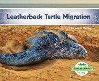 Leatherback Turtle Migration