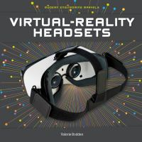 Virtual-reality Headsets