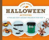 Super Simple Halloween Activities