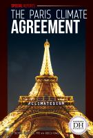 The Paris Climate Agreement