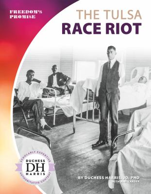 The Tulsa Race Riot(book-cover)