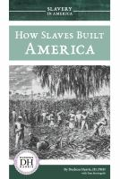 How Slaves Built America