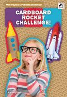 Cardboard Rocket Challenge!
