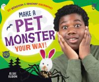 Make A Pet Monster your Way!
