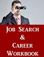 Job Search and Career Building Workbook 2016 Edition