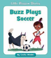 Buzz Plays Soccer