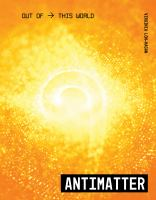 Antimatter-