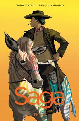 Cover image for Saga, Vol. 08